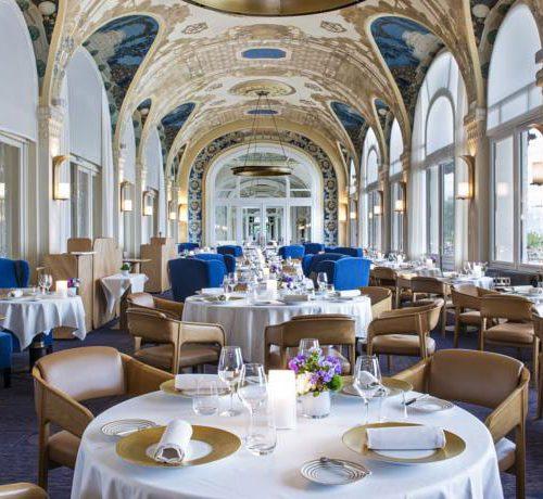 Restaurant Les Fresques - Hôtel Royal - Evian