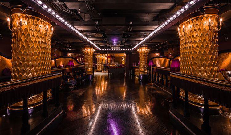Cabaret Le Park Chinois - London