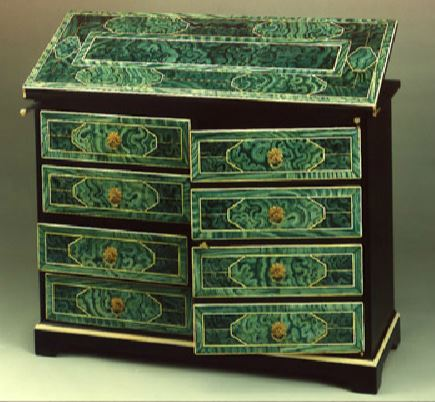 BUREAU OFFICIER LOUIS XIV-2