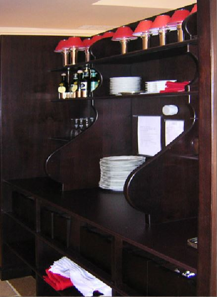 servante restaurant 01 atelier de la boiserie. Black Bedroom Furniture Sets. Home Design Ideas