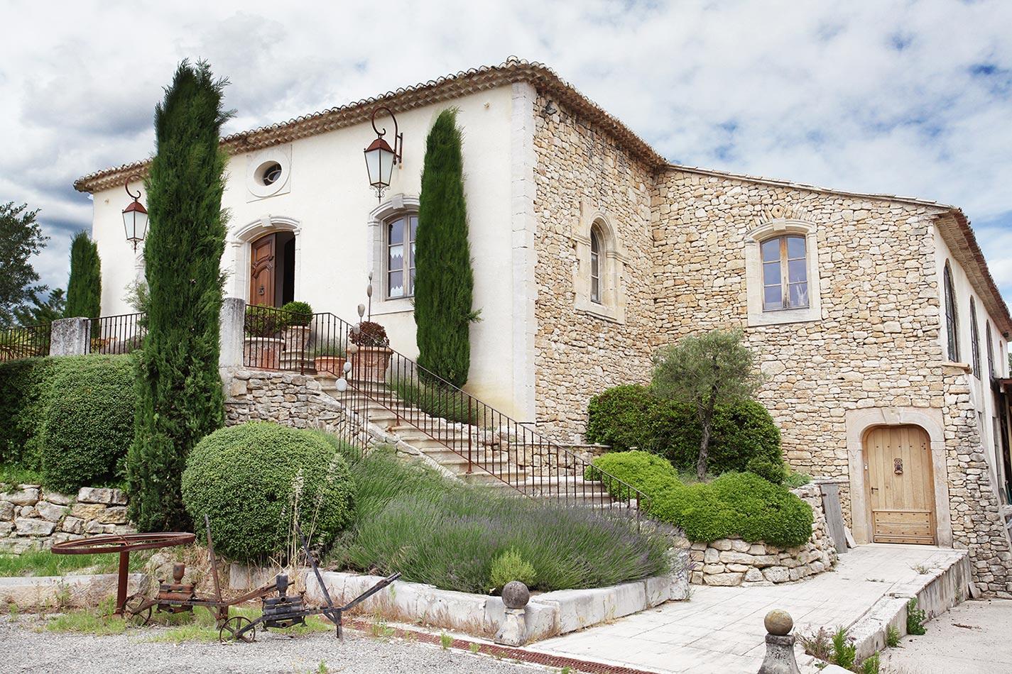 Maison provencale