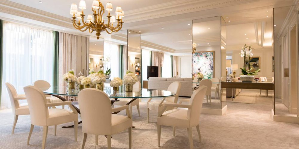 Four Seasons Hôtel Georges V - Suite - Paris