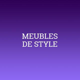 Meubles de style