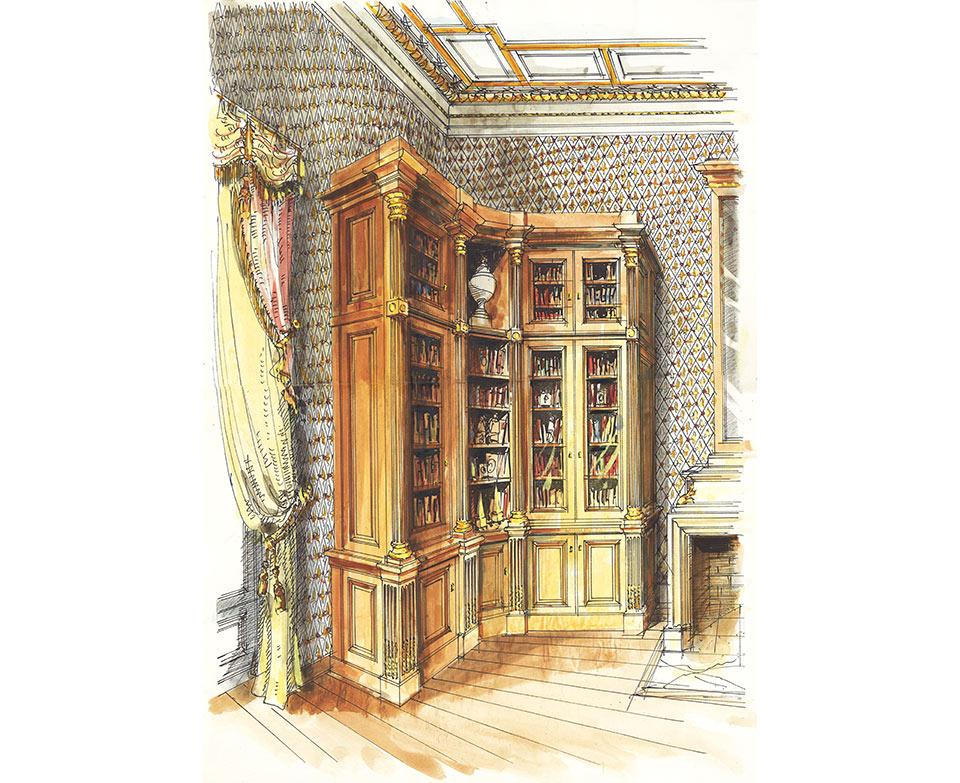 Projet d'une bibliothèque