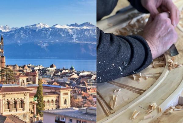Atelier Boiserie Suisse Lausanne Morges Vaud ebenisterie menuiserie art