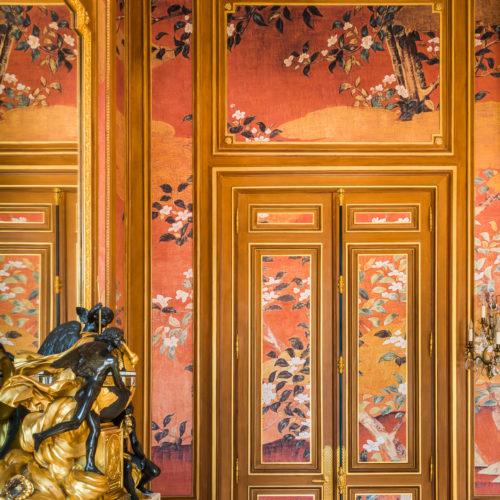 Cercle de l'Union Interalliée - Boiseries Roses